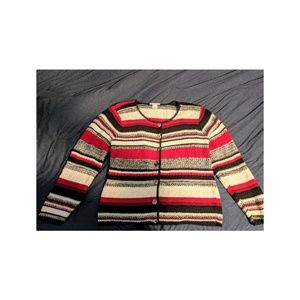 Croft& barrow festive cardigan